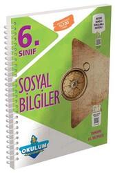 Murat Yayınları - Murat Yayınları 6. Sınıf Sosyal Bilgiler Okulum Akıllı Defter