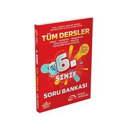 Murat Yayınları - Murat Yayınları 6. Sınıf Tüm Dersler Soru Bankası