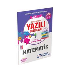 Murat Yayınları - Murat Yayınları 8. Sınıf Matematik Öğretmenimin Yazılı Soruları