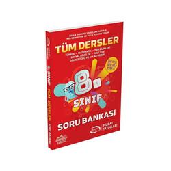 Murat Yayınları - Murat Yayınları 8. Sınıf Tüm Dersler Soru Bankası