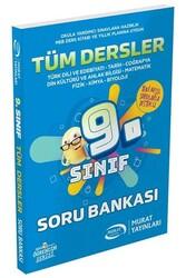 Murat Yayınları - Murat Yayınları 9. Sınıf Tüm Dersler Soru Bankası