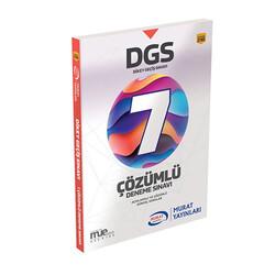 Murat Yayınları - Murat Yayınları DGS 7 Çözümlü Deneme Sınavı
