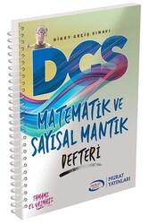 Murat Yayınları - Murat Yayınları DGS Matematik ve Sayısal Mantık Defteri