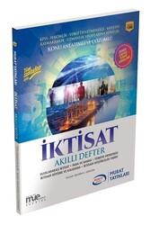 Murat Yayınları - Murat Yayınları İktisat Akıllı Defter Kod:1396