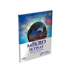 Murat Yayınları - Murat Yayınları Mikro İktisat Akıllı Defter Kod:1398