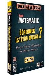 Mutlak Değer Yayınları - Mutlak Değer Yayınları DGS ALES KPSS Temel Matematik Video Çözümlü Soru Bankası 2. Kitap
