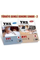 Mutlak Değer Yayınları - Mutlak Değer Yayınları TYT AYT Türkiye Geneli Deneme Sınavı 2 Kitapçık A