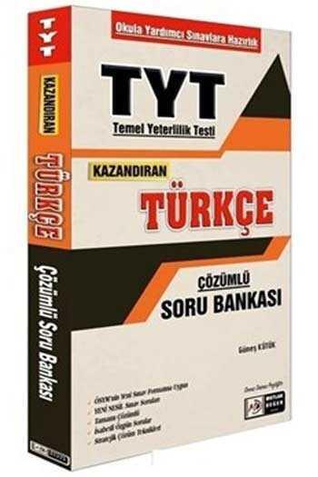 Mutlak Değer Yayınları TYT Kazandıran Türkçe Çözümlü Soru Bankası