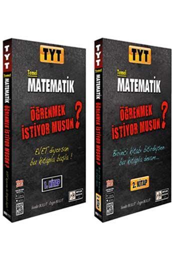 Mutlak Değer Yayınları TYT Temel Matematik Öğrenmek İstiyor Musun Seti