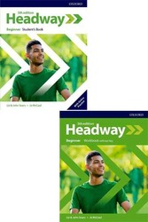 Oxford Üniversity Press - New Headway Beginner Students Book + Workbook Without Key 5th Edition