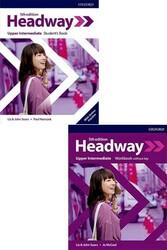 Oxford Üniversity Press - New Headway Upper Intermediate Students Book + Workbook Without Key 5th Edition