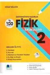 Nihat Bilgin Yayıncılık - Nihat Bilgin Yayınları Fizik Fasikülleri 2