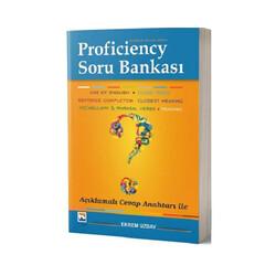 Nisan Kitabevi - Nisan Kitabevi Proficiency Açıklamalı Cevap Anahtarı ile Hazırlık Atlama Sınavı Soru Bankası