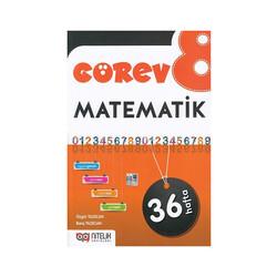 Nitelik Yayınları - Nitelik Yayınları 8. Sınıf Matematik Görev Yeni Nesil Çalışma Föyleri