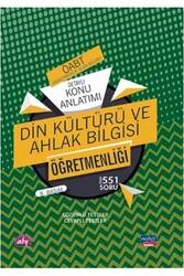 Nobel Yayınevi - Nobel Yayınları 2020 ÖABT Din Kültürü ve Ahlak Bilgisi Öğretmenliği Detaylı Konu Anlatımı