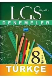 Nobel Yayınevi - Nobel Yayınları 8. Sınıf LGS Türkçe Denemeler