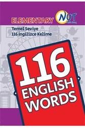 Nut Publishing - Nut Publishing Temel Seviye 116 İngilizce Kelime