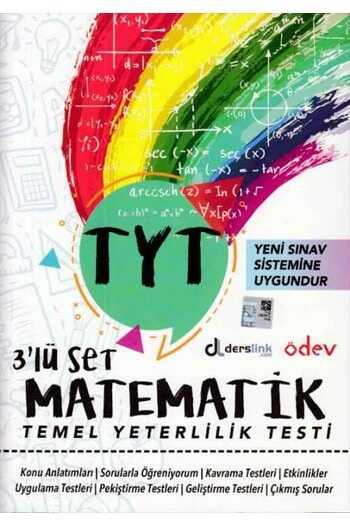 Ödev Yayınları TYT Matematik 3 lü Set
