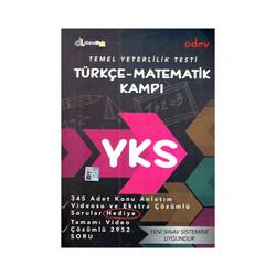 Ödev Yayınları - Ödev Yayınları YKS TYT Türkçe Matematik Kampı