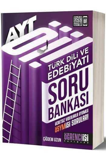 Öğrenci İşi Yayınlar AYT Türk Dili ve Edebiyatı Soru Bankası