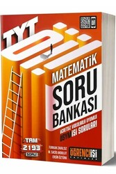 Öğrenci İşi Yayınlar - Öğrenci İşi Yayınlar TYT Matematik Soru Bankası