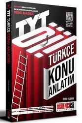 Öğrenci İşi Yayınlar - Öğrenci İşi Yayınlar TYT Türkçe Konu Anlatımı