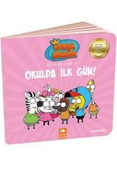 Eksik Parça Yayınları - Okulda İlk Gün Kral Şakir Eksik Parça Yayınları