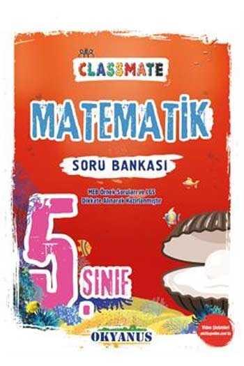 Okyanus Yayınları 5. Sınıf Classmate Matematik Soru Bankası