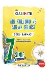 Okyanus Yayınları - Okyanus Yayınları 7. Sınıf Classmate Din Kültürü ve Ahlak Bilgisi Soru Bankası