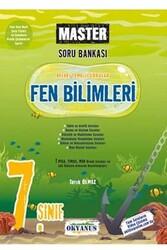 Okyanus Yayınları - Okyanus Yayınları 7. Sınıf Master Fen Bilimleri Soru Bankası