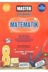 Okyanus Yayınları - Okyanus Yayınları 8. Sınıf Master Matematik Soru Bankası