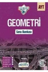 Okyanus Yayınları - Okyanus Yayınları AYT Geometri Iceberg Soru Bankası