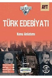 Okyanus Yayınları - Okyanus Yayınları AYT Türk Edebiyatı Iceberg Konu Anlatımı