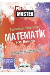 Okyanus Yayınları - Okyanus Yayınları Pre Master Temelden Yeni Tarz Matematik Soru Bankası
