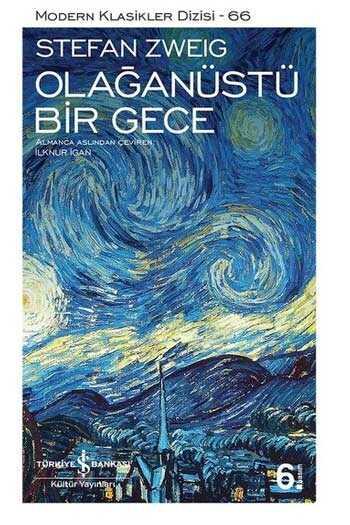 Olağanüstü Bir Gece İş Bankası Kültür Yayınları