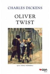 Can Yayınları - Oliver Twist Can Yayınları