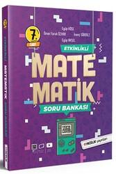 Öncelik Yayınları - Öncelik Yayınları 7. Sınıf Etkinlikli Matematik Soru Bankası