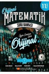 Orijinal Yayınları - Orijinal Yayınları 11. Sınıf Matematik Orijinal Soru Bankası