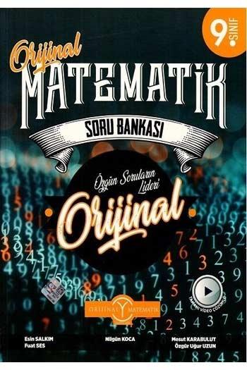 Orijinal Yayınları 9. Sınıf Orijinal Matematik Soru Bankası