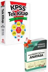 Örnek Akademi Yayınları - Örnek Akademi KPSS Lise Önlisans Tek Kitap + HEDİYELİ