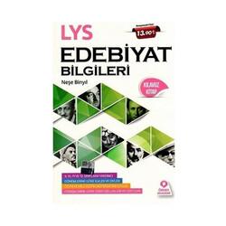 Örnek Akademi Yayınları - Örnek Akademi LYS Edebiyat Bilgileri Kılavuz Kitap