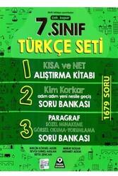 Örnek Akademi Yayınları - Örnek Akademi Yayınları 7. Sınıf Türkçe Seti