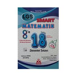 Örnek Akademi Yayınları - Örnek Akademi Yayınları LGS Smart Matematik 18 Deneme Sınavı