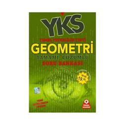Örnek Akademi Yayınları - Örnek Akademi Yayınları TYT Geometri Tamamı Çözümlü Soru Bankası