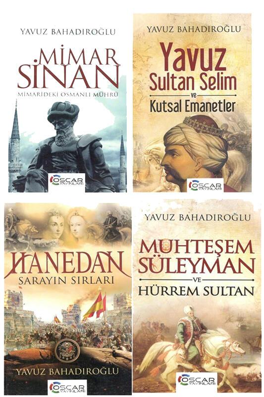 Oscar Yayınları Yavuz Bahadıroğlu Seçmeleri 4 Kitap Set