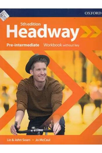 Oxford Üniversity Press Headway Pre Intermediate Workbook Without Key