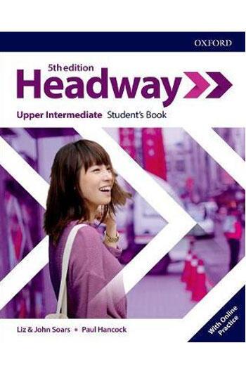 Oxford Üniversity Press Headway Upper Intermediate: Student s Book with Online Practice