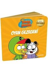 Eksik Parça Yayınları - Oyun Gezegeni Kral Şakir Eksik Parça Yayınları