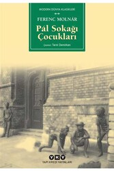 Yapı Kredi Yayınları - Pal Sokağı Çocukları - Küçük Boy Yapı Kredi Yayınları