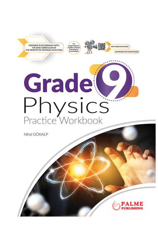 Palme Yayınevi 9 GradePhysics Practice Workbook